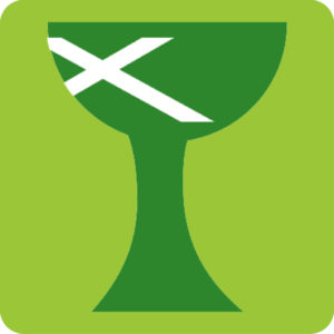 green chalice icon