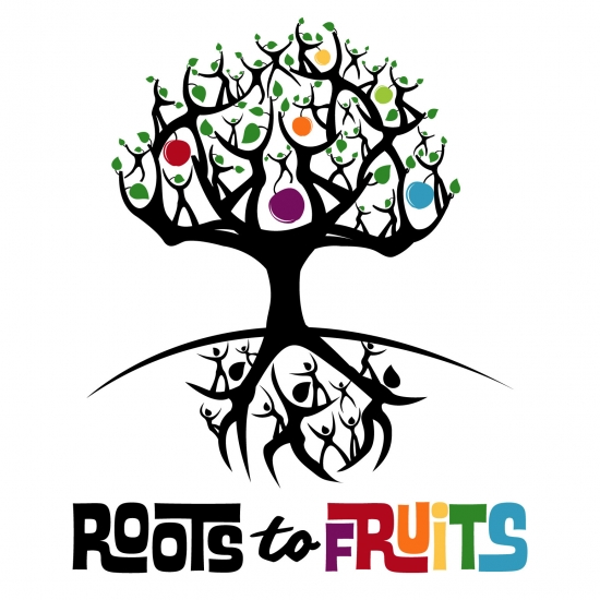 Sermon Art: Roots to Fruits